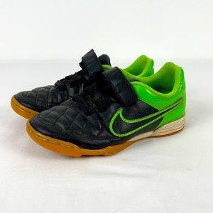 ✨3/$25✨Nike Tiempo Bright Green Soccer Shoes